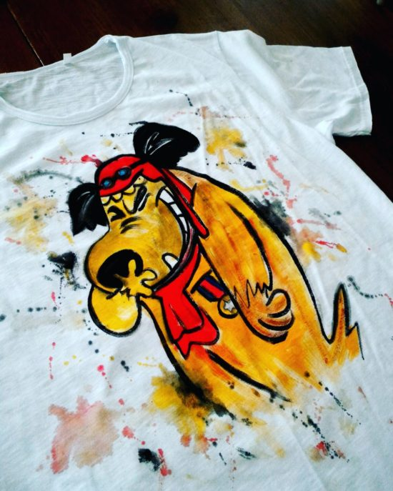 T-Shirt Muttley